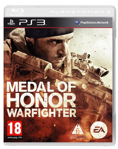 MEDAL OF HONOR WARFIGHTER PS3