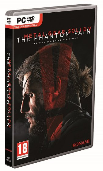 METAL GEAR SOLID V THE PHANTOM PAIN (Download Digital) PC