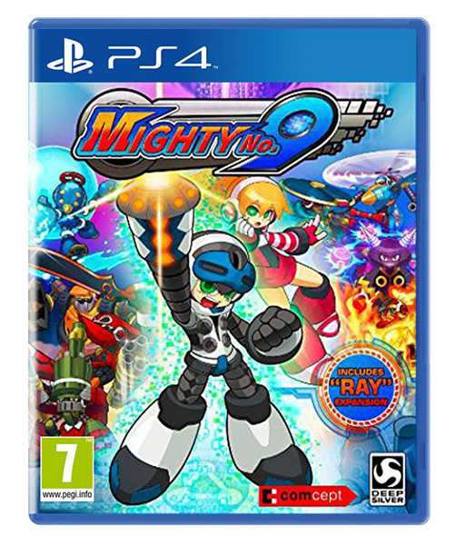 MIGHTY No9 PS4