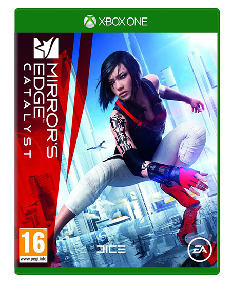 MIRRORS EDGE CATALYST XBOX ONE