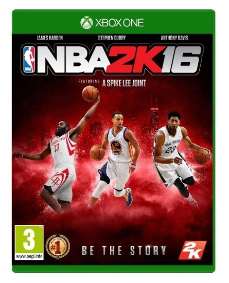 NBA 2K16 Early Tip-Off Edition XBOX ONE