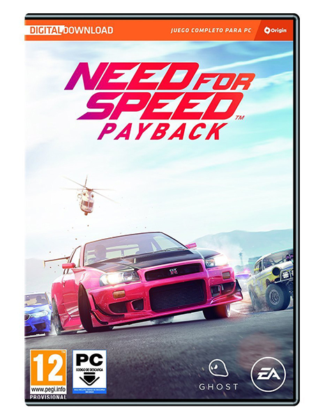 NEED FOR SPEED PAYBACK (Download Digital) PC