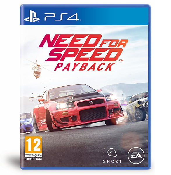 NEED FOR SPEED PAYBACK (Com Ofertas) PS4