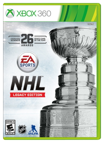 NHL 16 Legacy Edition XB360