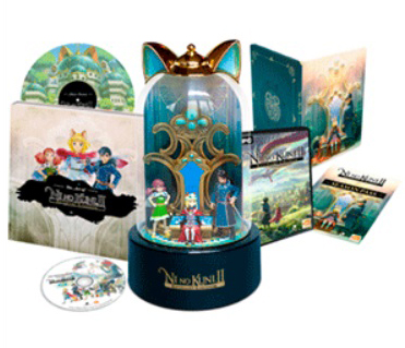 NI NO KUNI 2 REVENANT KINGDOM Kings Edition PS4