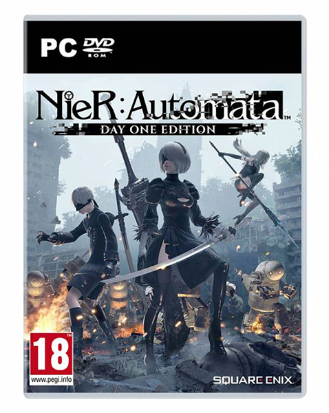 NIER AUTOMATA Day One Edition PC