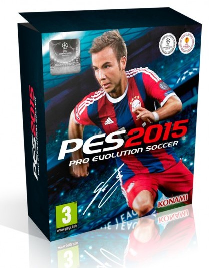 PRO EVOLUTION SOCCER 2015 (Jogo Digital) PC