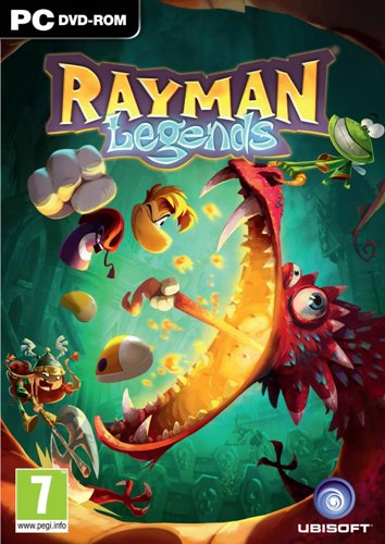 RAYMAN LEGENDS (Jogo Digital) PC