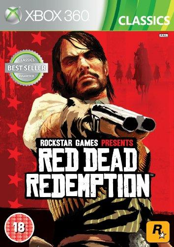RED DEAD REDEMPTION - Classics XB360