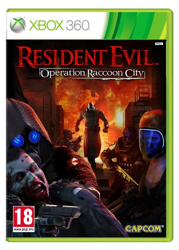 RESIDENT EVIL OPERATION RACOON CITY XB360