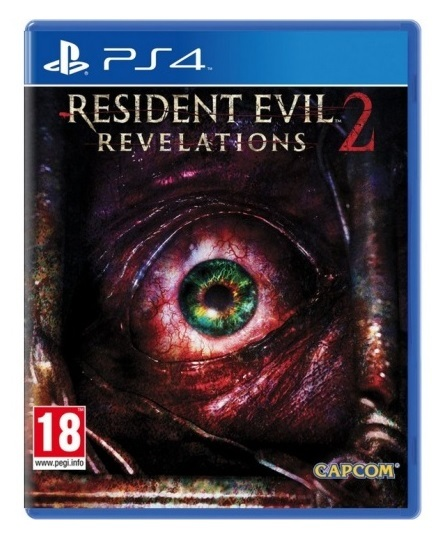 RESIDENT EVIL REVELATIONS 2 Box Set Edition (EM PORTUGUÊS) PS4