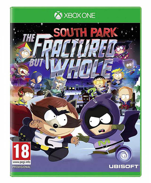 SOUTH PARK THE FRACTURED WHOLEXBOX ONE