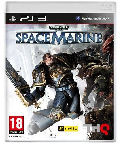 WARHAMMER 4000: SPACE MARINE PS3