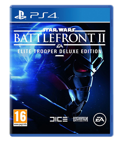 STAR WARS BATTLEFRONT 2 Elite Trooper Deluxe Edition (Oferta Acesso Beta)* PS4