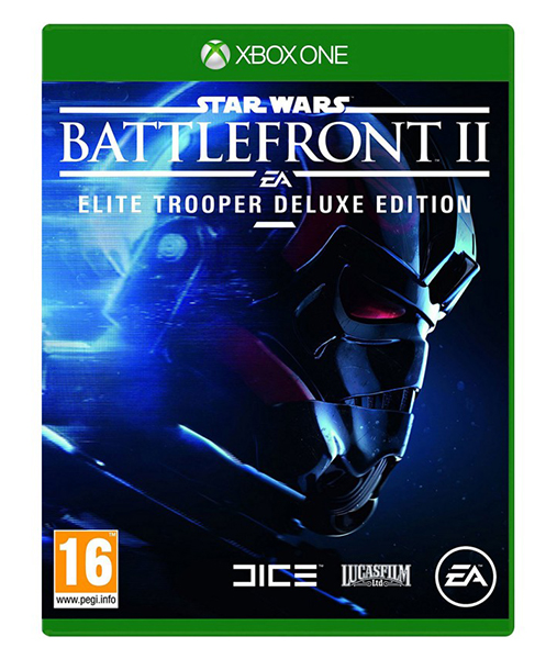 STAR WARS BATTLEFRONT 2 Elite Trooper Deluxe Edition XBOX ONE