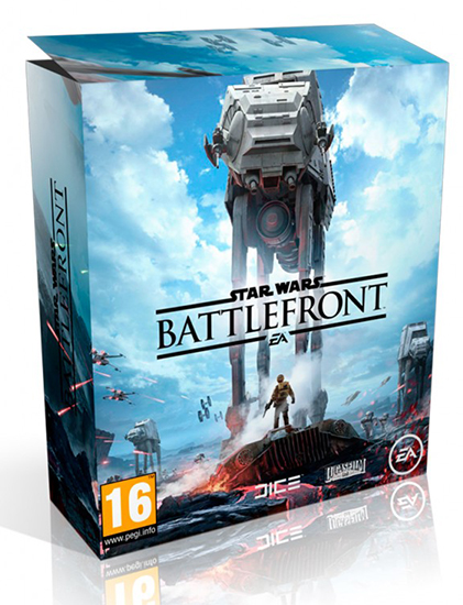 STAR WARS BATTLEFRONT [Jogo Digital] PC