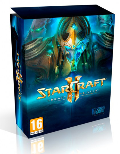 STARCRAFT 2 LEGACY OF THE VOID (Jogo Digital) PC