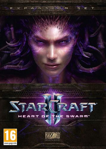 STARCRAFT 2 HEART OF THE SWARM (Battle.net CD Key) PC