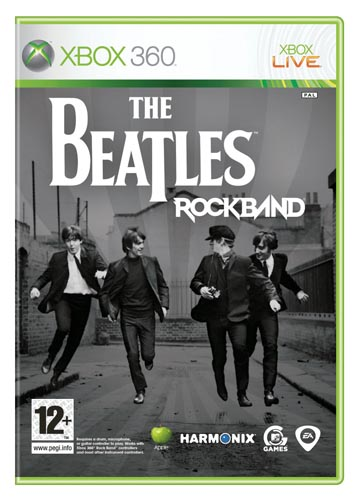 THE BEATLES: ROCK BAND XB360