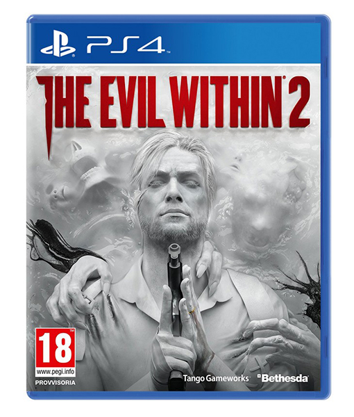 THE EVIL WITHIN 2 (Oferta Pin Badge Set) PS4
