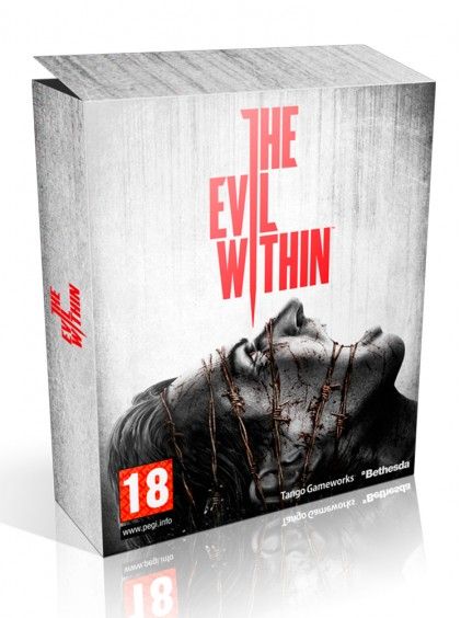 THE EVIL WITHIN (Jogo Digital) PC