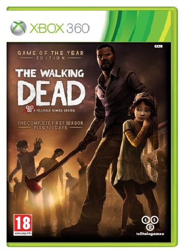 THE WALKING DEAD Game of The Year Edition XB360