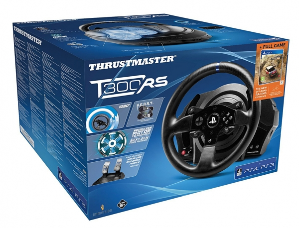 VOLANTE THRUSTMASTER T300RS PS4/PC